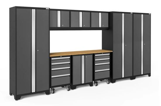 Picture of BOLD SERIES 10 Piece Cabinet Set